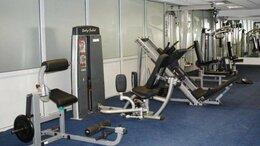 Тренажеры со встроенными и свободными весами - Оборудование - тренажеры БУ для тренажерного…, 0