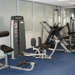 Тренажеры со встроенными и свободными весами - Оборудование - тренажеры БУ для тренажерного зала, фитнеса и боевых искусств., 0