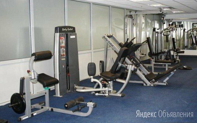 Оборудование - тренажеры БУ для тренажерного зала, фитнеса и боевых искусств. по цене 1500000₽ - Тренажеры со встроенными и свободными весами, фото 0