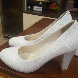 Туфли - Белые туфли, 0