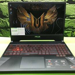 Ноутбуки - Игровой ноутбук Asus Tuf Gaming на Ryzen 5, 0