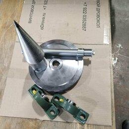Дровоколы - 👉Дровокол комплект для мотоблока с👍 2х заходной упорной резьбой ст45, 0