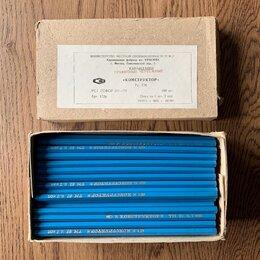Письменные и чертежные принадлежности - Старый набор карандашей «Конструктор», 0