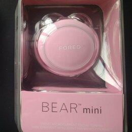 Другие массажеры - FOREO Bear mini массажер с микротоками для лифтинга, розовый, 0