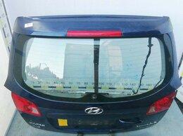 Кузовные запчасти - Дверь крышка багажника Хендай Санта-Фе СМ…, 0