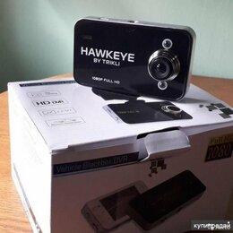 Автоэлектроника - Автомобильный видеорегистратор модель: HAWKEYE, 0