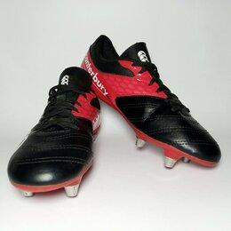 Обувь для спорта - Бутсы «CANTERBURY». Для регби (6 шипов)UK – 5 или 38 по стельке 25 см., 0