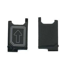 Корпусные детали - Лоток для SIM-карты Sony Xperia Z3/Z3 Compact/Z3…, 0