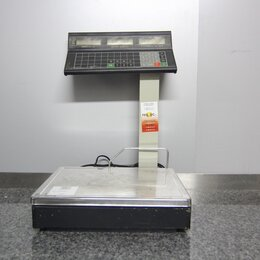 Весы - Весы порционные Massa-K BE15TE2 б.у (004279), 0