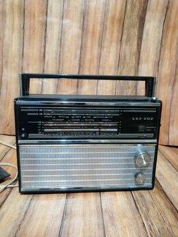 Радиоприемники - Радиоприемник VEF-202,СССР , 0