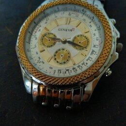 Наручные часы - Часы кварцевые..ЖЕНЕВА, 0