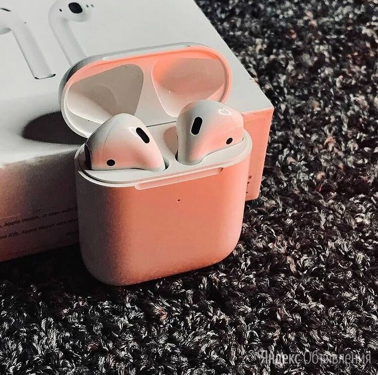 AirPods 2 по цене 2190₽ - Наушники и Bluetooth-гарнитуры, фото 0