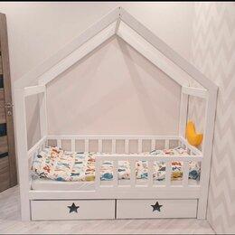 Кроватки - Кровать домик N 3, 0