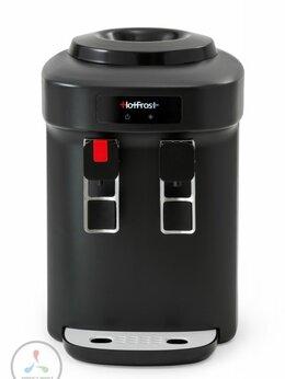 Кулеры для воды и питьевые фонтанчики - Кулер для воды HotFrost D65EN, 0