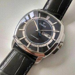 Наручные часы - Cimier  5105 часы механические  мужские оригинал, 0