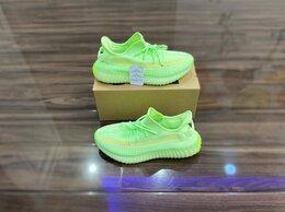 Кроссовки и кеды - Кроссовки Adidas Yeezy Boost 350 V2 Green , 0