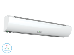 Обогреватели - Завеса тепловая BALLU BHC-L10-S06 (пульт BRC-E), 0