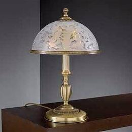 Настольные лампы и светильники - Настольная лампа Reccagni Angelo P 6202 M, 0