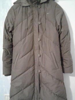 Пуховики - Пальто / пуховик / парка / куртка удлинённая Nike, 0