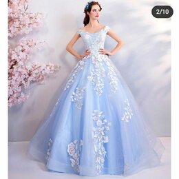 Платья - Вечернее платье на выпускной , 0