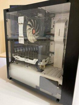 Настольные компьютеры - Компьютер с asus geforce gtx 1060 white 6gb, 0