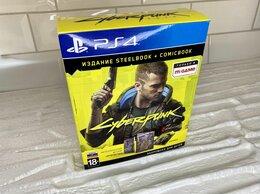 Игры для приставок и ПК - Cyberpunk 2077 PS4, 0