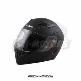 Спортивная защита - Шлем ATAKI (Атаки) JK902 Solid модуляр, 0