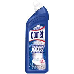 """Аксессуары, комплектующие и химия - Средство для туалета Comet """"Полярный бриз"""", 700мл, 0"""