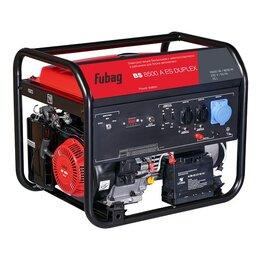 Электрогенераторы и станции - Генератор бензиновый Fubag BS 8500 A ES DUPLEX, 0