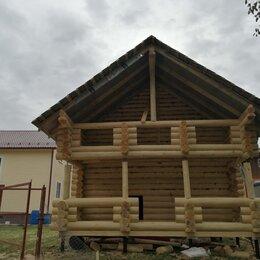 Готовые строения - Срубы домов и бань из бревна , 0