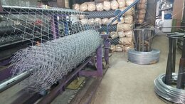Заборчики, сетки и бордюрные ленты - Сетка для забора Коломна, 0