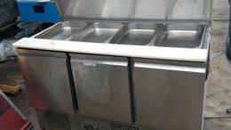 Холодильные столы - Стол-саладетта с охлаждаемым шкафом tefcold SA1365, 0