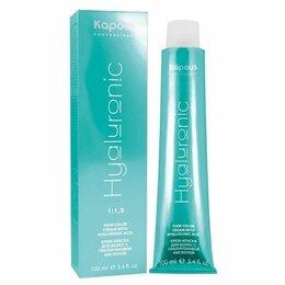 Окрашивание - Крем - краску для волос Kapous Hyaluronic, 0