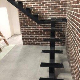 Лестницы и элементы лестниц - Металическая лестница в дом, 0