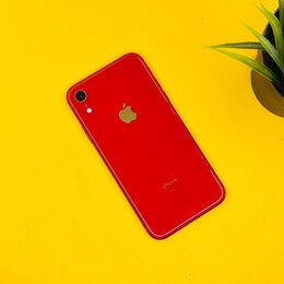 Мобильные телефоны - iPhone XR 256Gb Red RU/A, 0