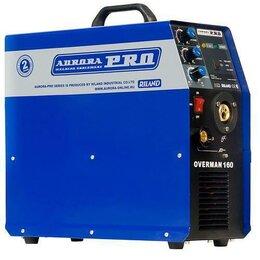 Сварочные аппараты - Cварочный полуавтомат AuroraPRO OVERMAN 160, 0