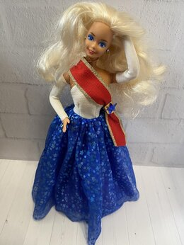 Куклы и пупсы - Барби / Bаrbie uniсef 1989 г, 0