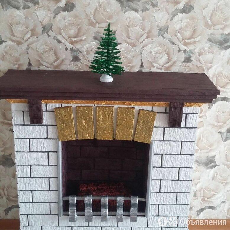 Рождественский камин по цене 3000₽ - Новогодний декор и аксессуары, фото 0
