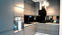 Шкафы, стенки, гарнитуры - Кухня с интегрированными ручками, 0