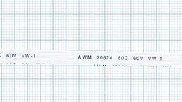 Шлейфы - Шлейф универсальный 10pin, шаг 0,5мм, длина 20см, 0