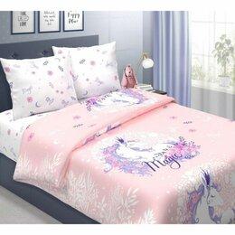 Постельное белье - Детское постельное белье 1,5 спальное из бязи , 0