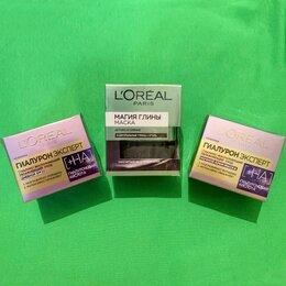 Увлажнение и питание - Крем для лица (2 штуки) + маска L'Oreal Paris, 0
