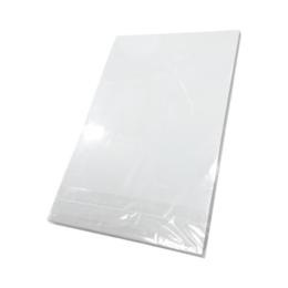 Бумага и пленка - Пластик А4 для печати на струйных принтерах 10л.(Б, 0