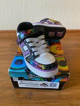 Обувь для спорта - Роликовые кроссовки Хиллис, 0