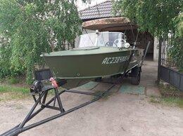 Моторные лодки и катера - Катера , 0
