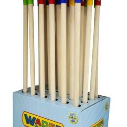 Грабли - Полесье Wader 41654 Детский садовый инвентарь (грабли или лопата на выбор) 1 шт, 0