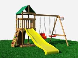 Игровые и спортивные комплексы и горки - Детская игровая площадка PlayFort Покоритель, 0
