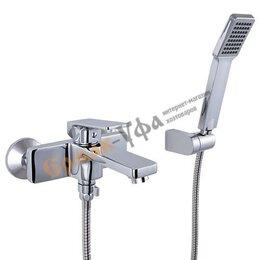 Смесители - Смеситель для ванны FRAP 3246 коротким гусаком, 0