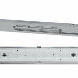 Настенно-потолочные светильники - LLT ССП-456 LED-T8R/G13 IP65, 0