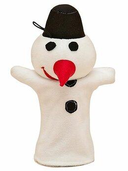 Перчатки и варежки - Рукавичка Снеговик, Бока, 0